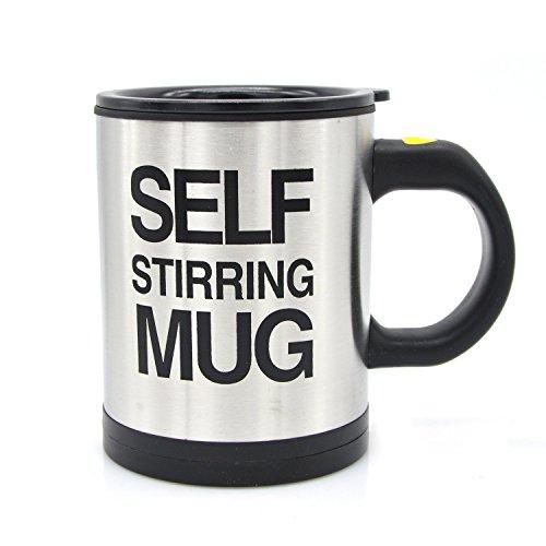 400 ML Self Stirring Coffee Mug Double Insulated Cup Automatic Electric Coffee Cups Smart Mugs