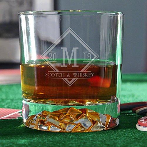 Drake Personalized Rocks Glass Custom Product