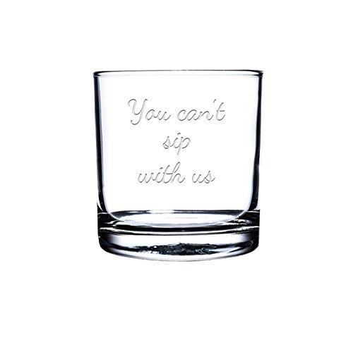 Etched Scotch GlassPersonalized Rocks Glass Custom Whiskey Glass Engraved Bourbon Glass Quote scotch Glasses Customized Snifter Glass