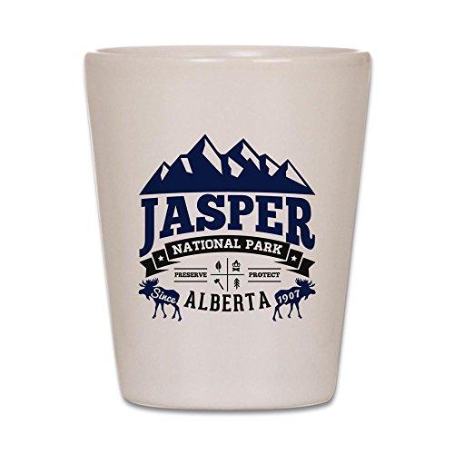 CafePress - Jasper Vintage - Shot Glass Unique and Funny Shot Glass