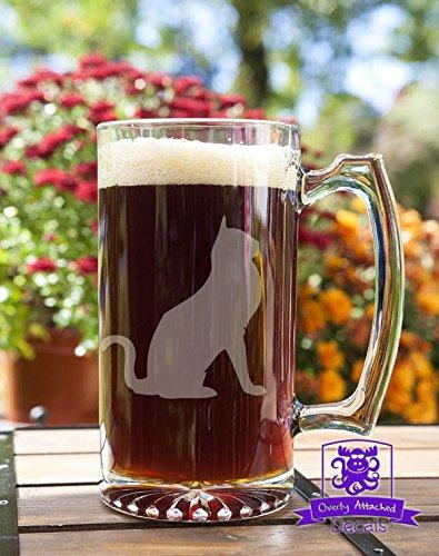 Kitty Cat Stein Beer Mug Gift