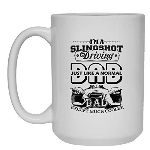 Slingshot Mug Coffee Slingshot White Beer Stein Mug Travel Mugs Ceramic Best Gifts White Mug 15oz