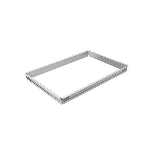 Focus Foodservice FSPA1116 Half Sheet Pan Extender Aluminum 18 x 13 x 2 Extender Size