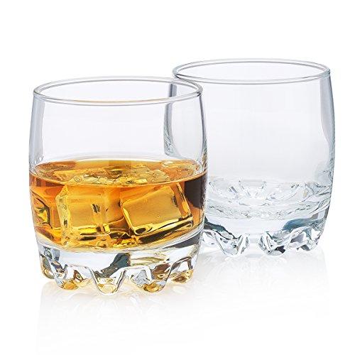 Mark Twain Social Club Bourbon Whiskey Glass Gift Box Set of 2