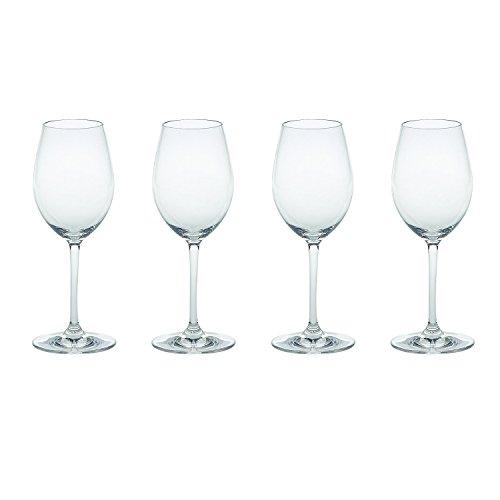 LeadingWare Group IndoorOutdoor Chardonnay Wine Glasses Set of 4