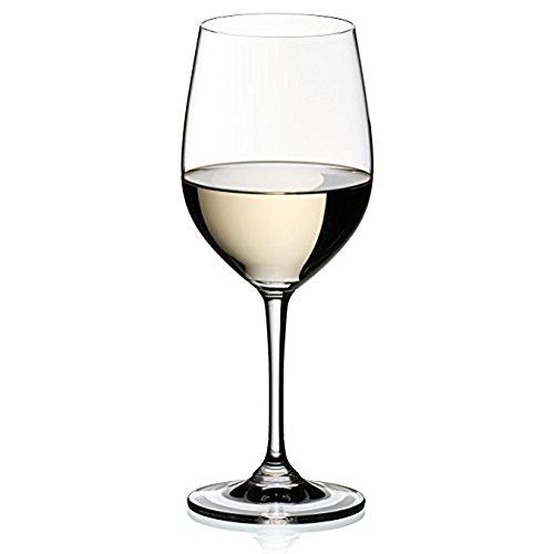Riedel Vinum Leaded Crystal Viognier  Chardonnay Wine Glass Set of 4