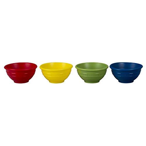 14 Cup Pinch Bowls Set of 4 Color Multi-Color