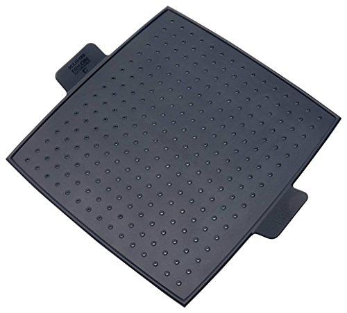 Kuhn Rikon Oven Sheet of Silicone Black 33 x 33 x 6 cm