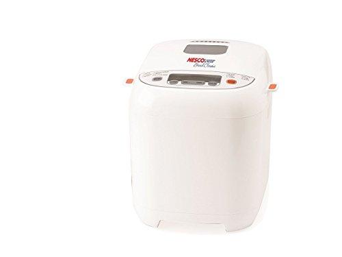 Nesco BDM-110 12-Program Automatic Bread Maker White