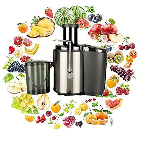 Multi-function 800W 110V Electric Fruit Juicer Vegetable Juice CitrBlack