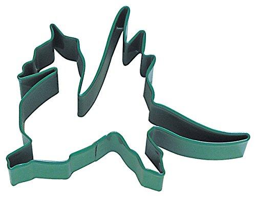 CybrTrayd Dragon Cookie Cutter Lot of 12 Green