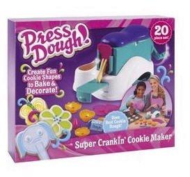 Super Crankin Cookie Maker