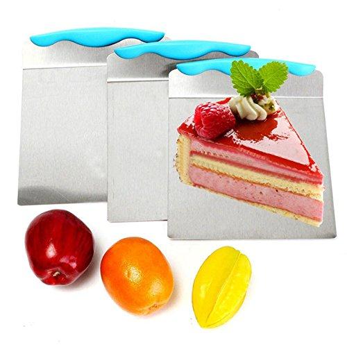 Cake Lifter-NACOLA Stainless Steel Cake Pizza Transfer Cake Shovel Baking Tools