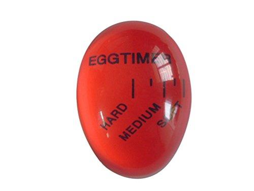 Luoke Environmental Resin Egg Shape Kitchen Timer 60 Minutes Kitchen Timer Egg Shape Mechanical Rotating Alarm