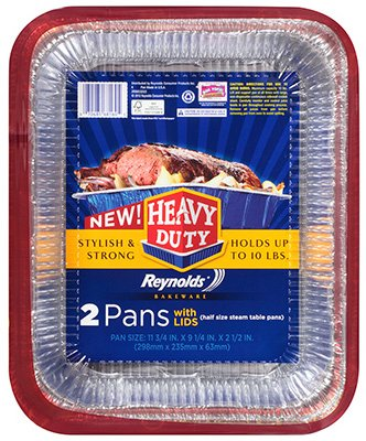 2PK 12x9-14 Roast Pan