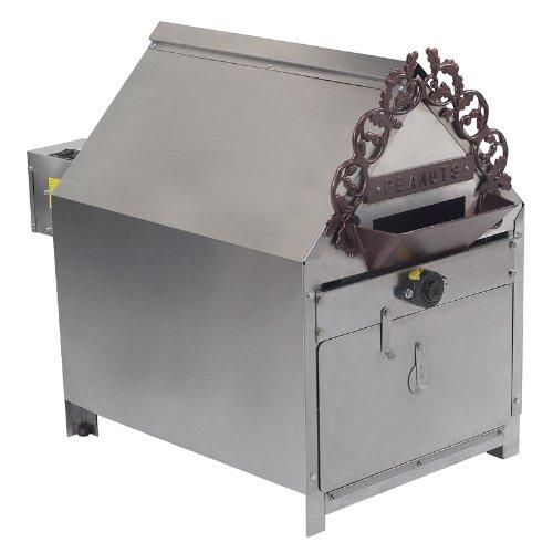 Gold Medal Peanut Roaster Electric 10 Lb Capacity Indoor Gear Motor 5081