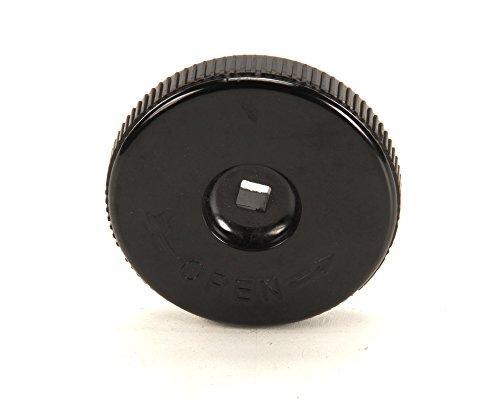 Vulcan-Hart 00-854605-00007 2 Tangent Draw-Off Valve Handle for Vulcan-Hart VE30 Electric Braising Pans