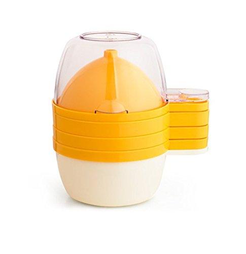 Lemon SqueezerLemon and Citrus JuicerMini Manual Press Juicer Fruit Squeezer with Bowl Juicer Strainer