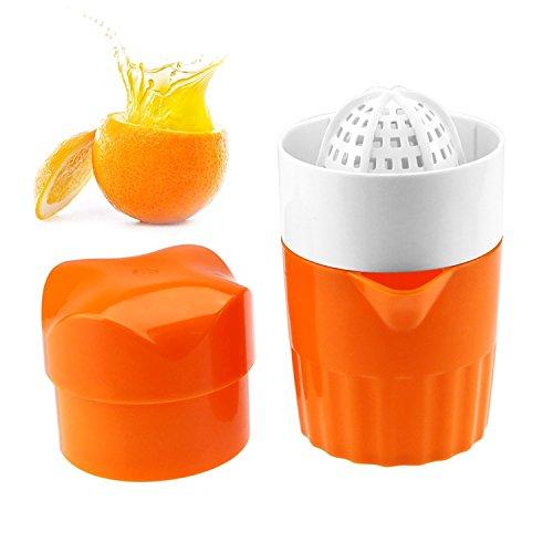 AuralFresh Hand Juicer Citrus Orange Squeezer Manual Lid