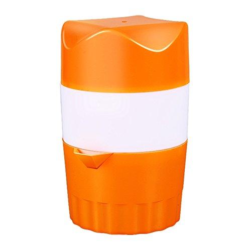 Taloyer Plastic Hand Manual Juicer Extractor Orange Lemon Press Squeezer Fruit Reamers Tools