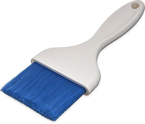 Carlisle 4039214 Sparta Galaxy Pastry Brushes Set of 12 3-Inch Nylon Bristle Blue