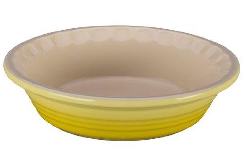 Le Creuset Stoneware Pie Dish 5-Inch Soleil
