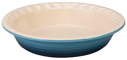 Le Creuset Stoneware Pie Pans 9-Inch Marine