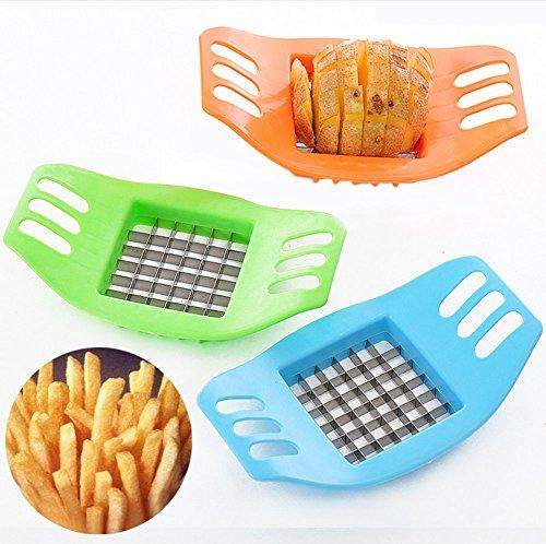 Kitchen gadget creative potato chopper potato chips maker fruit cutter cutting machine wholesale