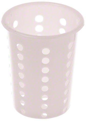 Browne 80104 4 Plastic Flatware Cylinder