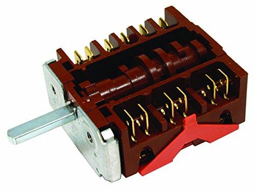 Creda Oven Cooker Energy Regulator  6 Position Selector Switch Pack