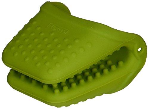 Dexas Silicone Pinch Mitt Mini Oven Mitt Green