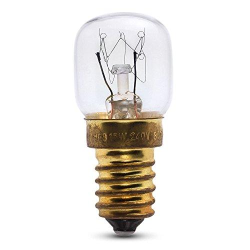 15w Oven lamp for Hotpoint Oven 240v 300° Heat Resistant SES E14 240v