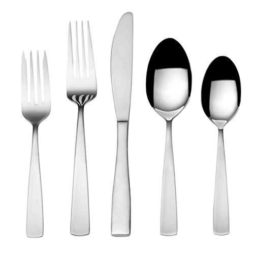 International Silver 5216485 Maison Satin Flatware set 67 piece