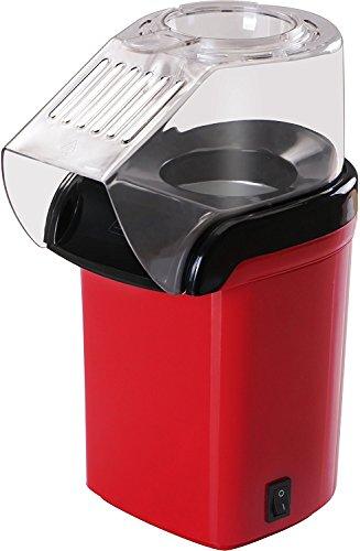 Bormart Red Hot Air Popcorn Maker Popper Popping Machine 1200 Watts
