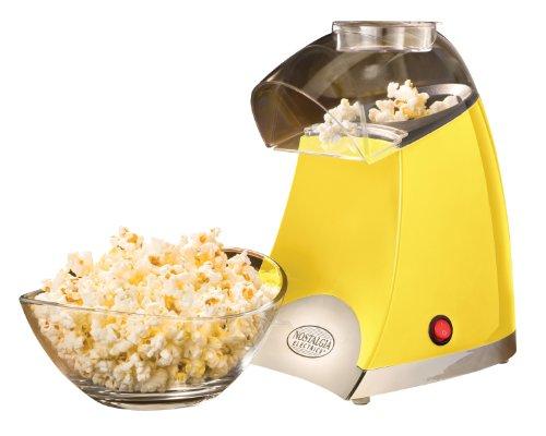 Nostalgia Electrics SPP500YELLOW Star Pop Hot Air Popcorn Popper