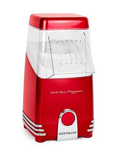 Nostalgia HAP8RR Hot Air Popcorn Maker