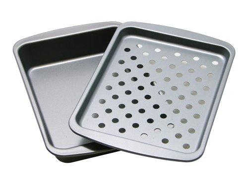 OvenStuff Non-Stick Toaster Oven Bake Broil and Roast Set