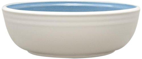 Noritake Colorvara Pasta Serving Bowl 80-Ounce Blue