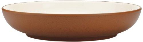 Noritake Colorwave Pasta Serving Bowl Terra Cotta