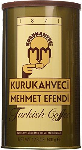 Kurukahveci Mehmet Efendi Turkish Coffee 3 Pack 3 X 500gr