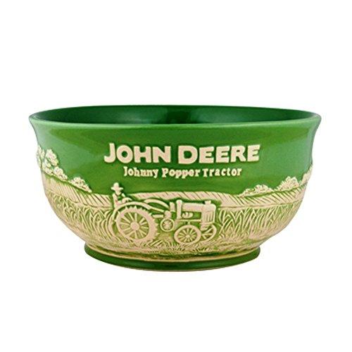 John Deere Large Popcorn Bowl