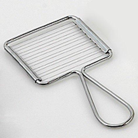 Metaltex Stainless Steel Potato Cutter Silver