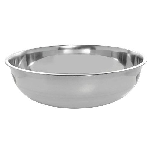 HUBERT Large Mixing Bowl Stainless Steel 20 Qt