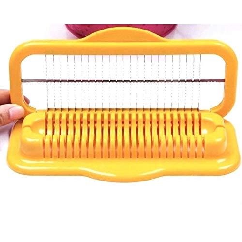 Has_Shop Hot Dog Sausage Cutter Slicer Kids Safe Machine Creative Kitchenware Tool New