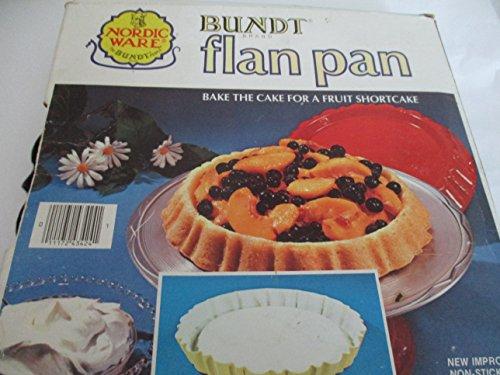 Nordic Ware Bundt Flan Pan