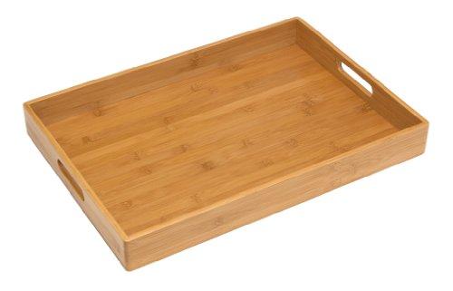 Lipper International 8865 Bamboo Solid Tray