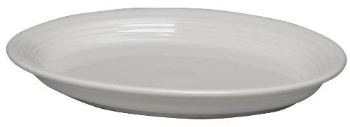 Fiesta 13-58-Inch Oval Platter White