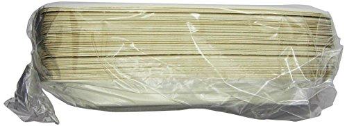 Stalkmarket 100 Compostable Sugar Cane Fiber Oval Platter 9-Inch 500-Count Case