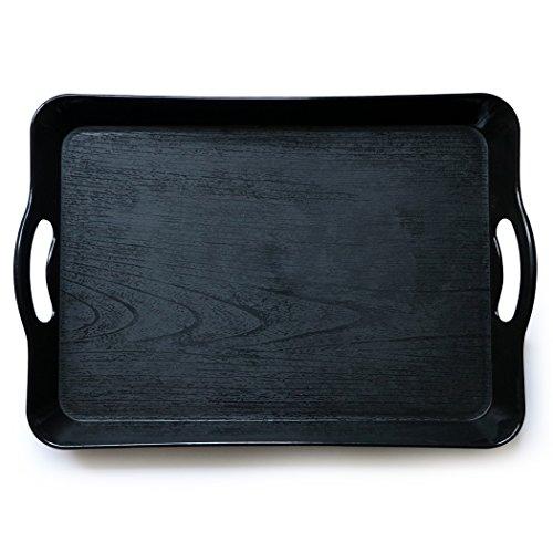 best rectangular serving tray out of top 22 2018. Black Bedroom Furniture Sets. Home Design Ideas