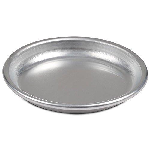 Matfer Seafood Platter - Aluminum - 12 inch diameter